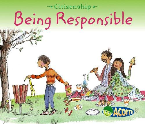 9780431186849: Being Responsible (Acorn: Citizenship)