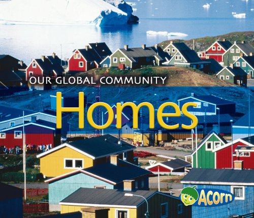 9780431191034: Homes (Our Global Community) (Our Global Community)