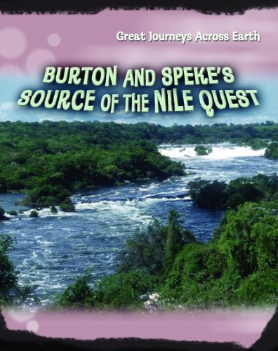 9780431191294: Burton and Speke's Source of the Nile Quest