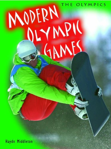 9780431191652: Modern Olympic Games (Olympics)