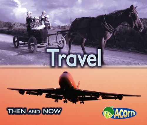 9780431191843: Travel (Acorn: Then and Now)