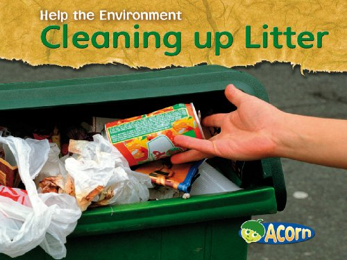 9780431192161: Cleaning Up Litter (Acorn: Help the Environment)