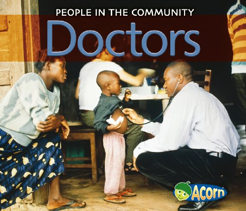9780431192437: Doctors (People in the Community)