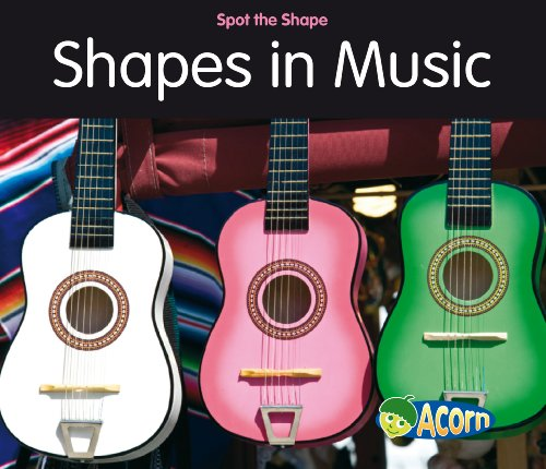 9780431192970: Shapes in Music (Acorn: Spot the Shape!)