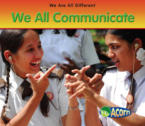 9780431193106: We All Communicate (Acorn: We Are All Different)