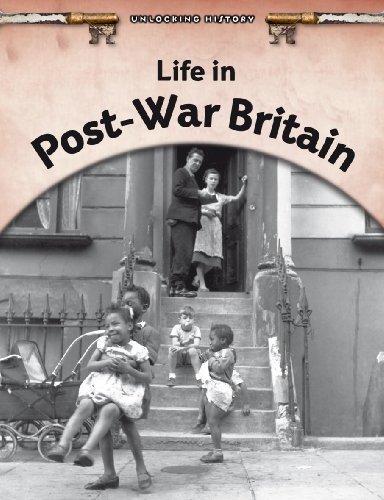9780431193656: Life in Post-War Britain (Unlocking History)