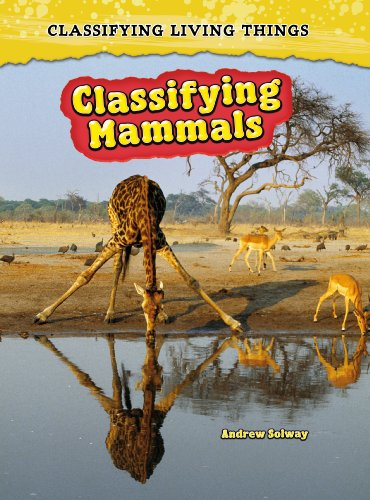 9780431193861: Classifying Mammals (Classifying Living Things)
