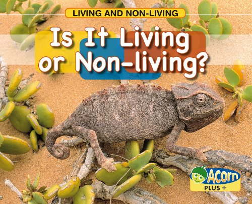 9780431194202: Is it Living or Nonliving (Acorn Plus: Natural Science)