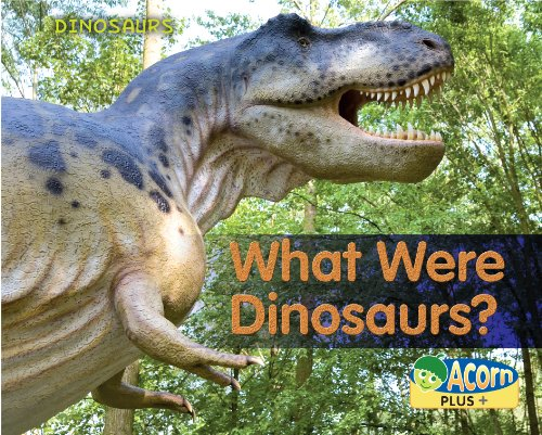 9780431194424: What Were Dinosaurs? (Acorn Plus: Natural Science)