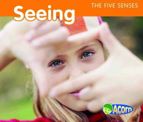 9780431194844: Seeing (Acorn: The Five Senses)