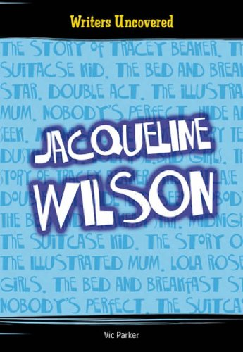 9780431906287: Writers Uncovered: JACQUELINE WILSON Hardback
