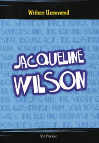 9780431906386: Jacqueline Wilson (Writers Uncovered)