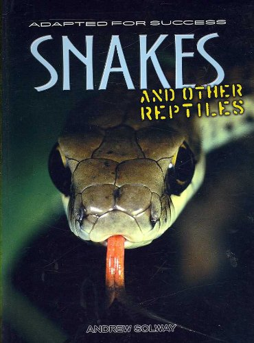 9780431906744: Snakes and Other Reptiles (Adapted for Success)