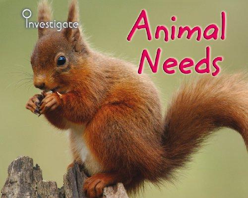 9780431932736: Animal Needs (Investigate!)