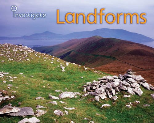 9780431933467: Landforms (Investigate Geography)