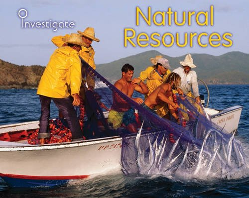 9780431933474: Natural Resources (Investigate Geography)