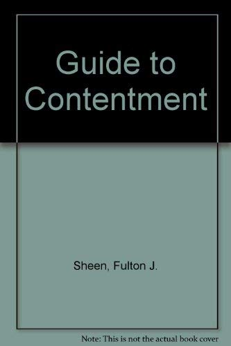9780432147078: Guide to Contentment