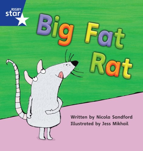 9780433003892: Star Phonics Set 5: Big Fat Rat (STAR PHONICS DECODABLES)