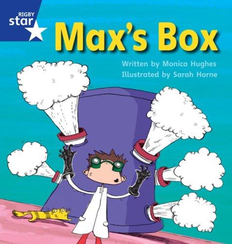 9780433003922: Star Phonics Set 6: Max's Box (Star Phonics Decodables)