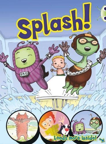 9780433005032: Yellow Comic: Splash (BUG CLUB)