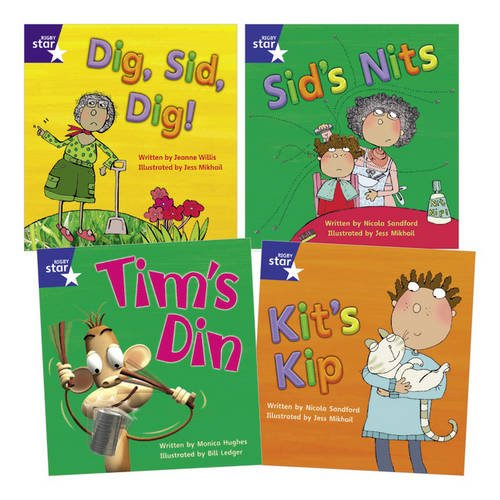 9780433006008: Star Phonics Pack 1 (4 fiction books) (Monograph)