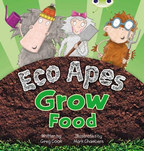 9780433012009: Eco Apes Grow Food: Red C (KS1) (Bug Club)
