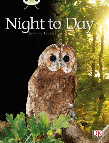 9780433012412: Night to Day: Non-Fiction Lilac (Bug Club)