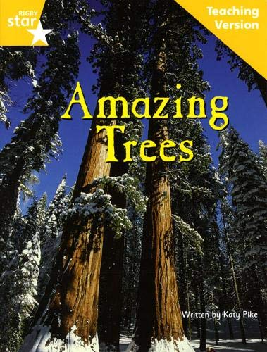 9780433015796: Fantastic Forest Yellow Level Non-fiction: Amazing Trees Teaching Version