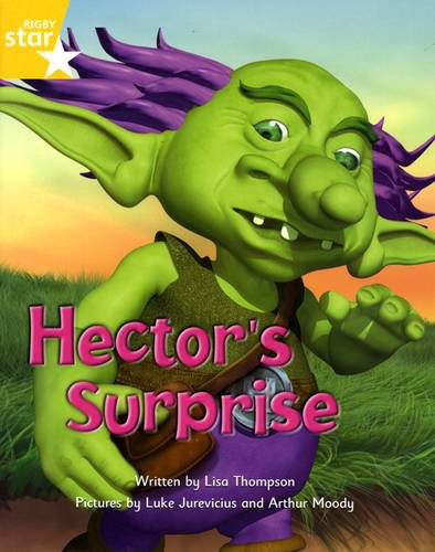 9780433016380: Fantastic Forest: Hector's Surprise Yellow Level Fiction (Pack of 6)