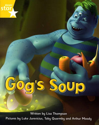 9780433016397: Fantastic Forest: Gog's Soup Yellow Level Fiction (Pack of 6)