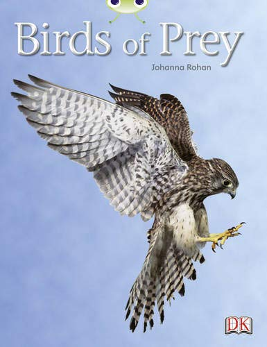 Birds of Prey: Non-Fiction White A/2a (Mixed media product): Johanna Rohan