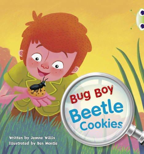 9780433018698: Bug Club Yellow A/1C Bug Boy: Beetle Cookies 6-pack