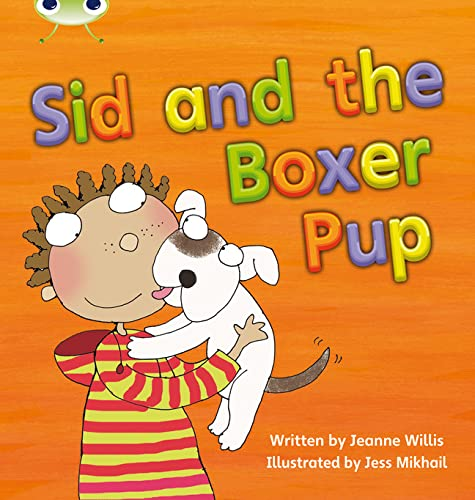 9780433019374: Phonics Bug Set 12 Sid and the Boxer Pup