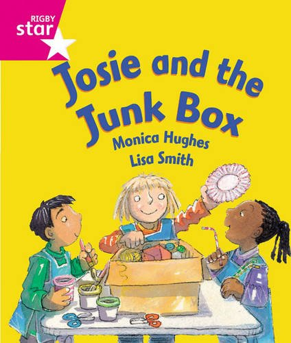 9780433026563: Rigby Star Guided Reception: Pink Level: Josie and the Junk Box Pupil Book (single)