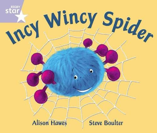 9780433027591: Rigby Star Phonic Lilac Book 1