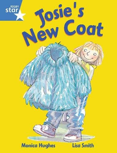 9780433027713: Rigby Star Guided 1 Blue Level: Josie's New Coat Pupil Book (Single)