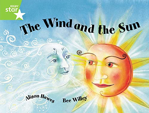 9780433027898: Rigby Star Guided 1Green Level: The Wind and the Sun Pupil Book (single)