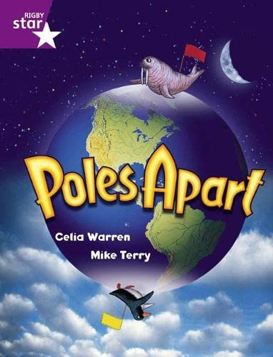 9780433028895: Rigby Star Guided 2 Purple Level: Poles Apart Pupil Book (Single)