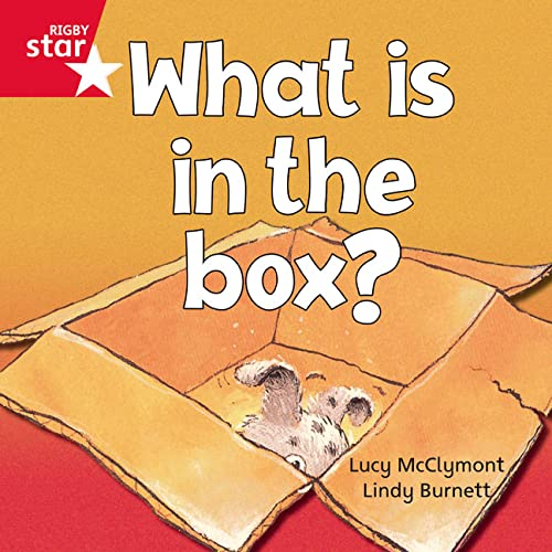 9780433029670: Rigby Rocket: Red Reader 2 - What Is in the Box? (Rigby Rocket)
