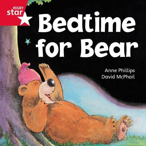 9780433029748: Rigby Rocket: Red Reader 9 - Bedtime for Bear (Rigby Rocket)