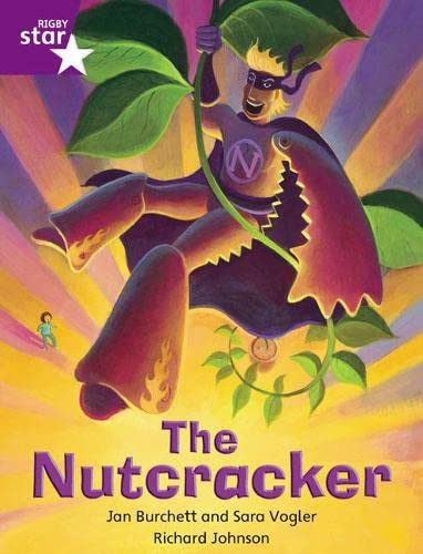 9780433030454: The Nutcracker: Purple Level, Book 6 (with Parent Notes) (Rigby Rocket)