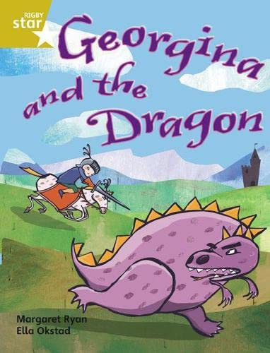 9780433030461: Georgina and the Dragon: Gold Level, Book 3 (with Parent Notes) (Rigby Rocket)