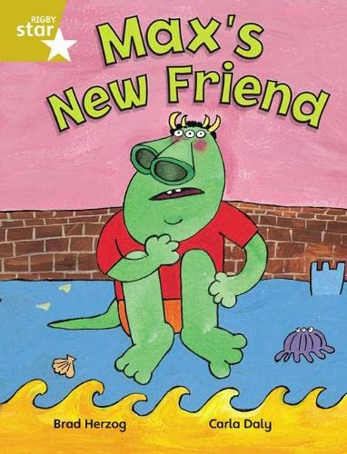 9780433030478: Rigby Star Independent Gold Reader 2: Max's New Friend