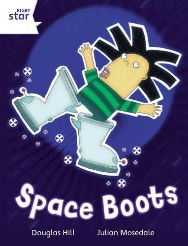 9780433030539: Rigby Star Independent White Reader 4: Space Boots