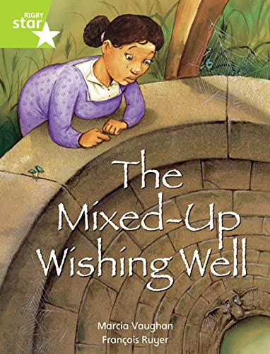 9780433030645: Mixed Up Wishing Well: Lime Level, Book 8 (with Parent Notes) (Rigby Rocket)
