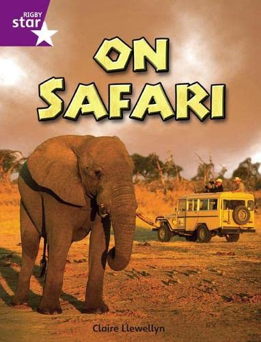 9780433030720: On Safari: Purple Level, Book 1 (with Parent Notes) (Rigby Rocket)