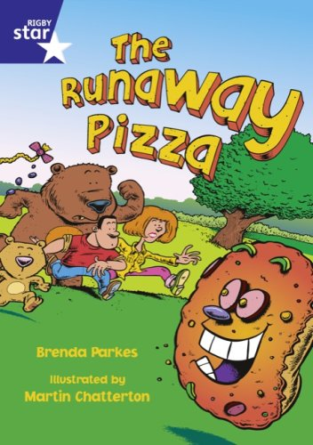 9780433032441: Star Shared 1, The Runaway Pizza Big Book (Red Giant)