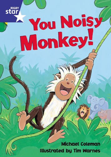 9780433032458: Star Shared: Reception, You Noisy Monkey Big Book (Red Giant)