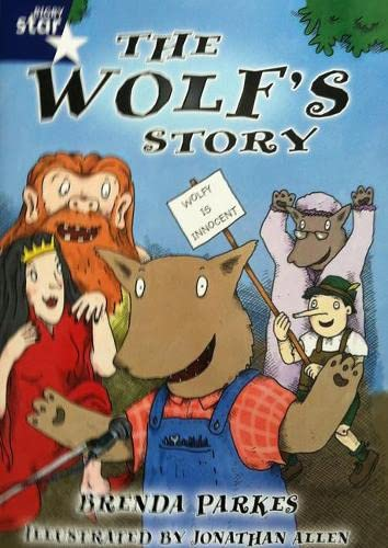 9780433032557: Star Shared 2, The Wolf's Story Big Book (RED GIANT)