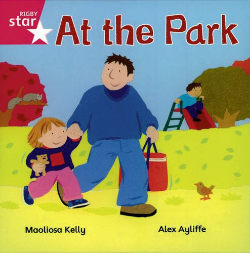 9780433033363: Rigby Rocket: Reception Pink Book 1 - at the Park - Group Pack (Rigby Rocket)